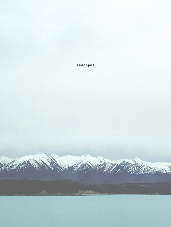 Umjetnička fotografija escape1