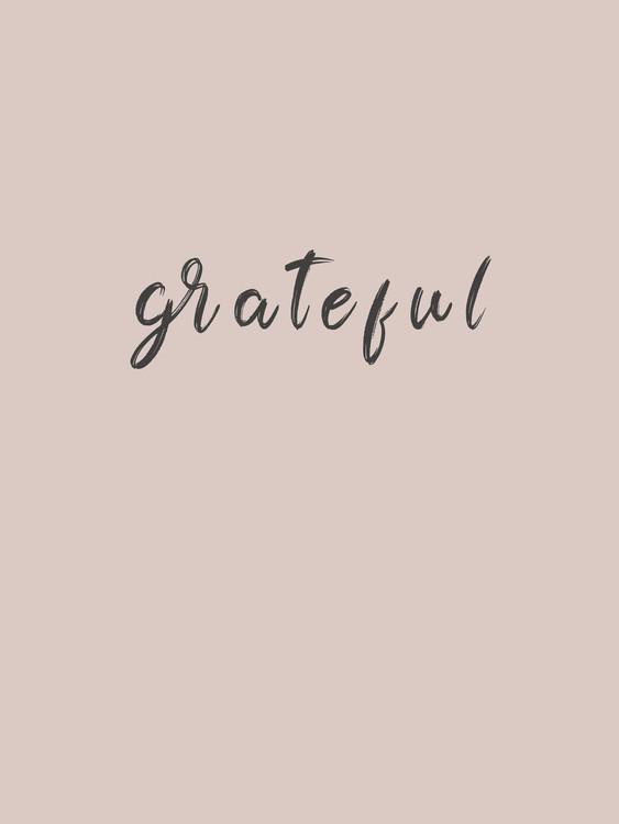 Umjetnička fotografija grateful