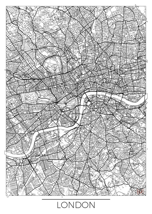 Umjetnička fotografija London