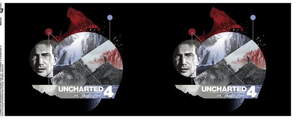 Κούπα  Uncharted 4 - Mountain