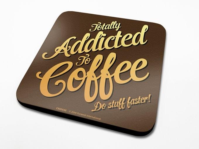 Coffee Addict  underlägg