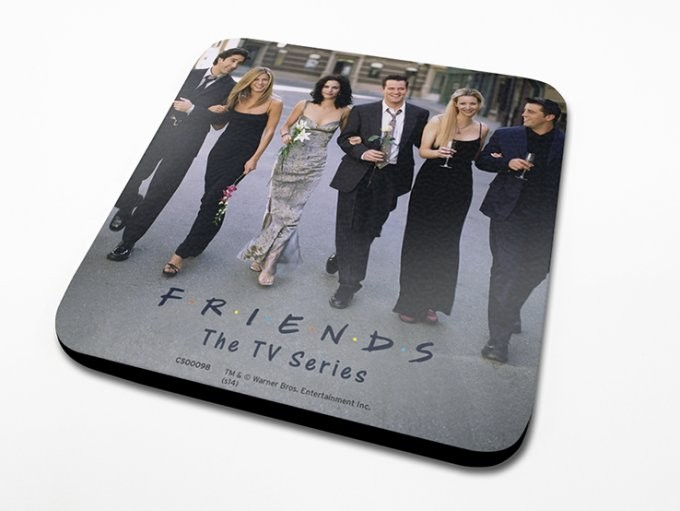 Friends TV - Cast Untersetzer