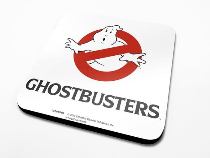 Ghostbusters - Logo Untersetzer