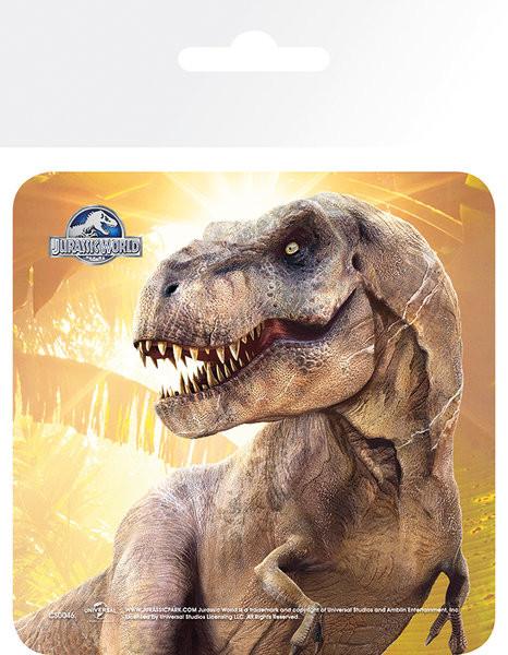 Jurassic Park IV: Jurassic World - T-Rex Untersetzer