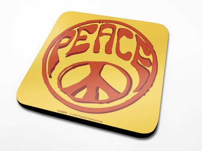 Peace Untersetzer