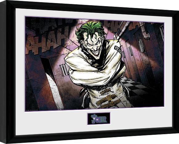 DC Comics - Asylum Uramljeni poster