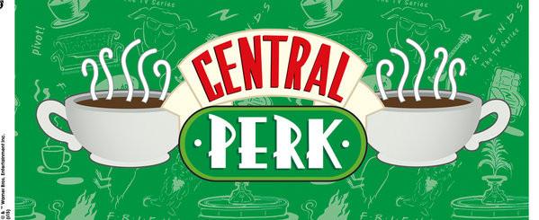 Mugg Vänner TV - Central Perk