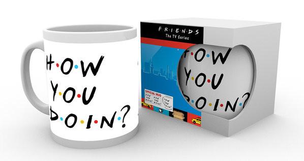 Mugg Vänner TV - How You Doin