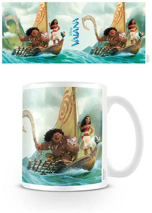 Kubek Vaiana: Skarb oceanu - Boat