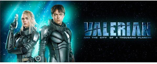 Hrnek Valerian a město tisíce planet - Duo