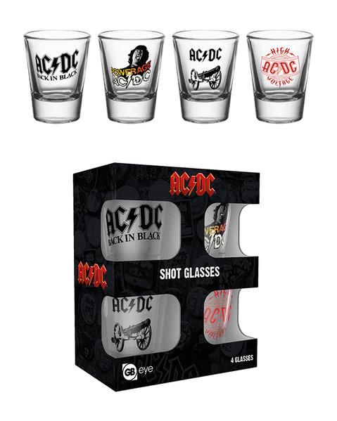 Vaso AC/DC - mix