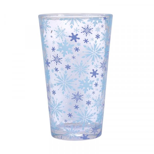 Vaso  Frozen, el reino del hielo - Elsa