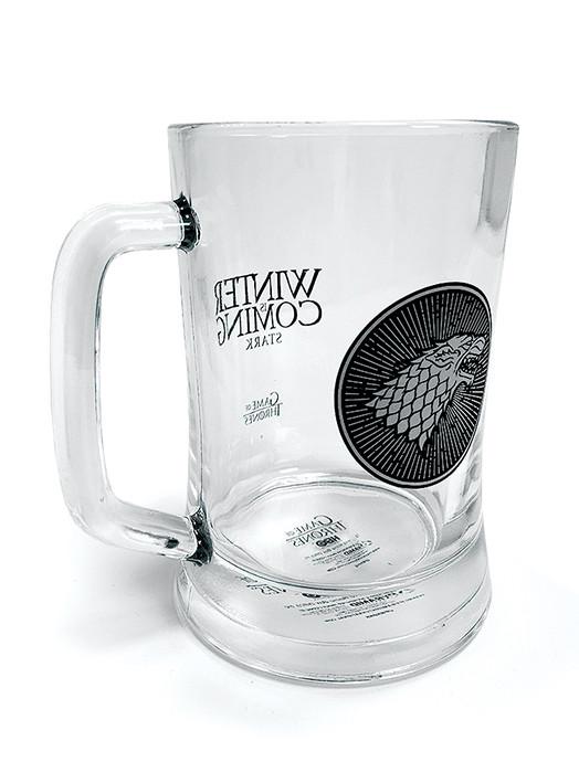 Vaso Juego de Tronos - House Stark