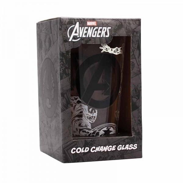 Vaso  Marvel - Avengers