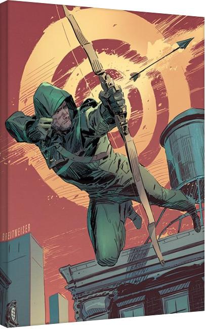 Vászon Plakát Arrow - Target