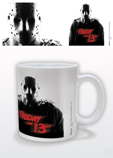 Tasse Vendredi 13 - Jason Vorhees