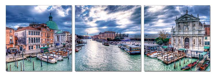 Venice - Bay Tableau Multi-Toiles
