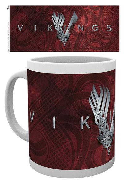Taza Vikingos - Logo