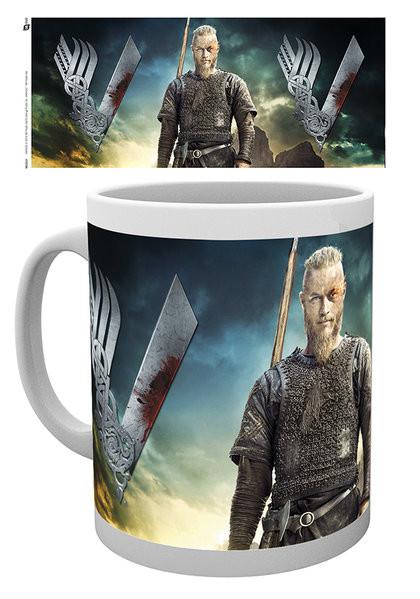 Taza Vikingos - Viking