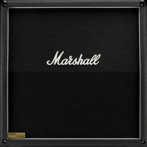 MARSHALL - square amp Vinylklistermärken