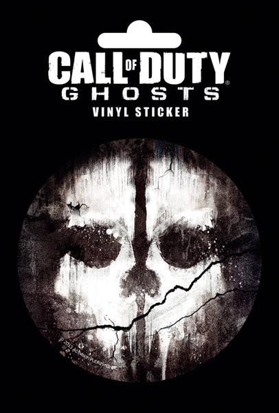Call Of Duty: Ghosts - Skull Vinyl klistermærker