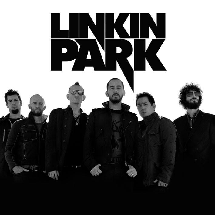 LINKIN PARK - minutes Vinyl klistermærker