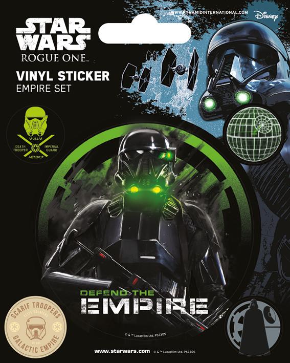 Rogue One: Star Wars Story - Empire Vinyl klistermærker