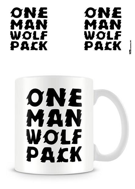 One Man Wolf Pack Vrč