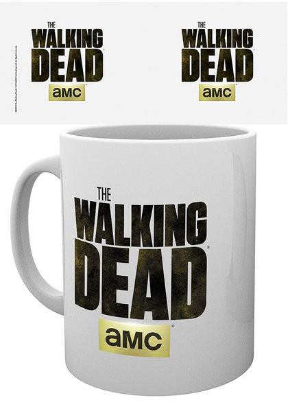 The Walking Dead - Logo Vrč