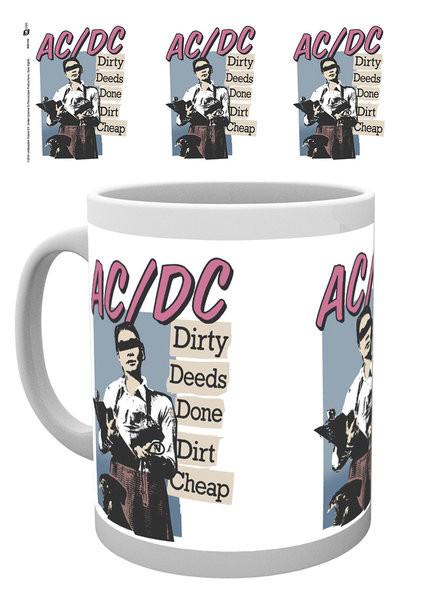 AC/DC - Dirty Deeds Vrč