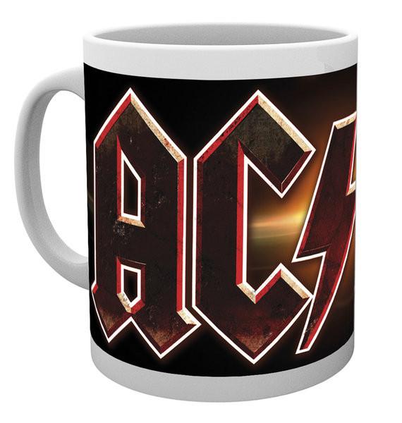 AC/DC - Logo Skodelica