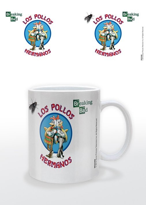 Breaking Bad - Los Pollos Hermanos Vrč