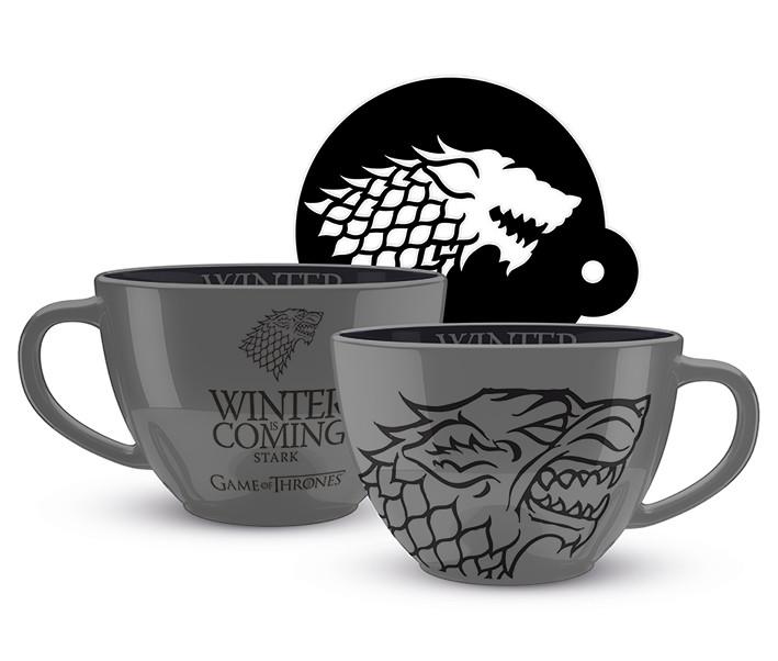 Game Of Thrones - Stark Skodelica