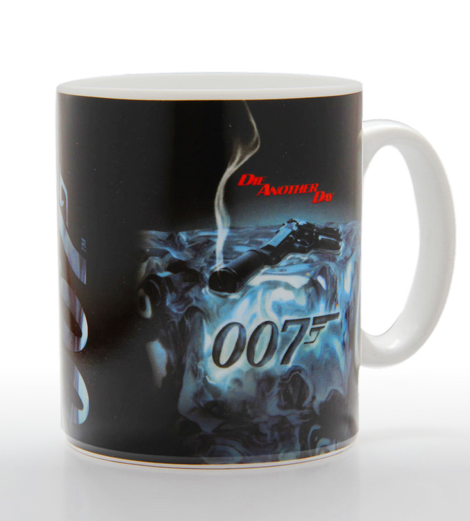 Skodelica James Bond - die another day