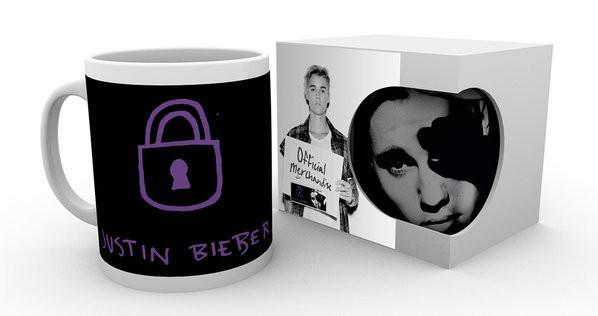 Justin Bieber - Lock Skodelica