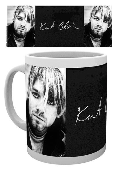 Kurt Cobain - Signature Skodelica
