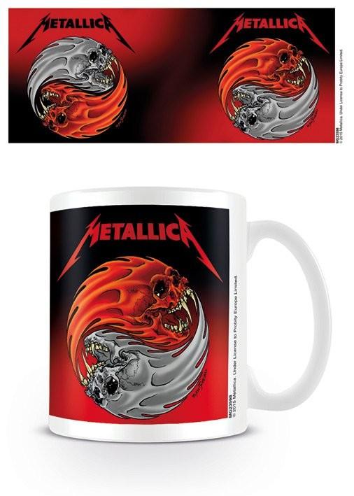 Metallica - Yin & Yang Vrč