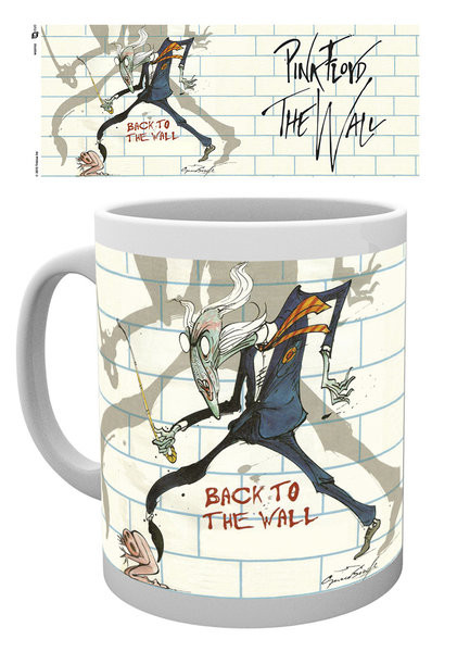 Pink Floyd: The Wall - Back To The Wall Skodelica