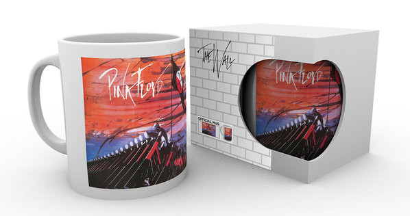 Pink Floyd: The Wall - The Wall Skodelica