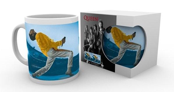 Queen - Wembley Skodelica