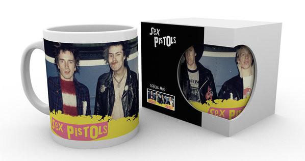 Sex Pistols - Band Skodelica