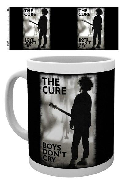 The Cure - Boys Don't Cry (Bravado) Skodelica