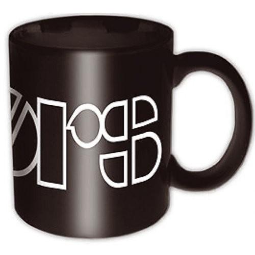 The Doors – Logo Black Skodelica