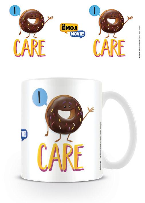 The Emoji Movie - I Doughnut Care Skodelica
