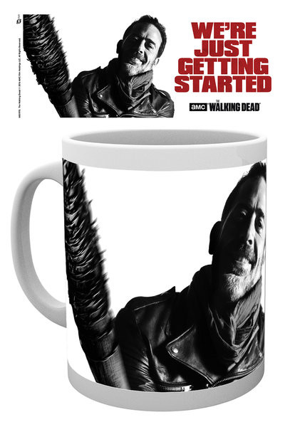The Walking Dead - Getting Started Skodelica