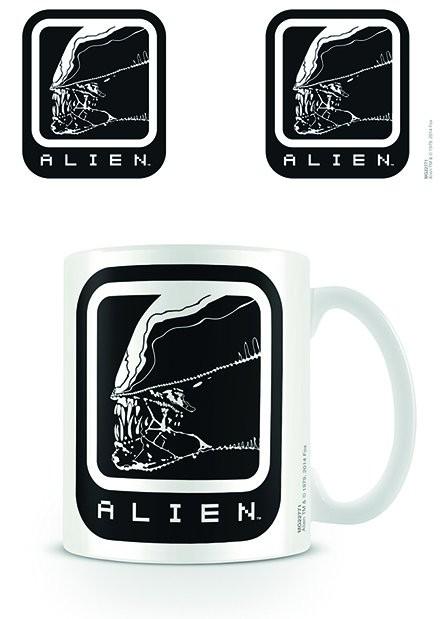 Skodelica Votrelec (Alien) - Icon
