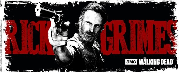 Hrnek Walking Dead - Rick Graphic