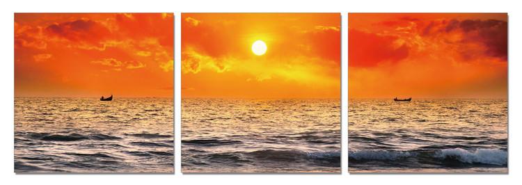 Wandbilder Day at the Sea