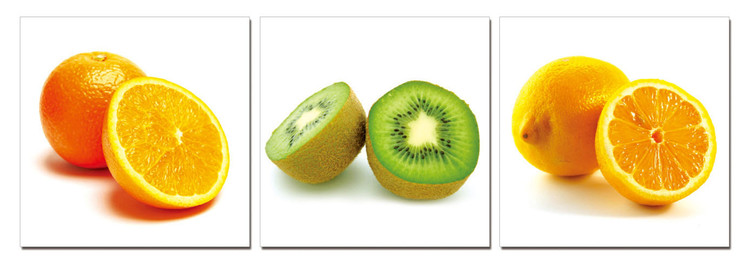 Wandbilder Fruit - Citrus Fruits