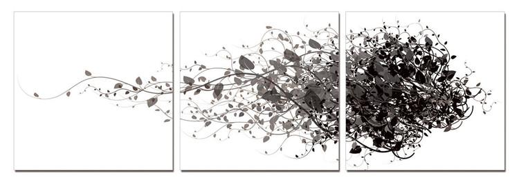 Wandbilder Modern Design - Branches